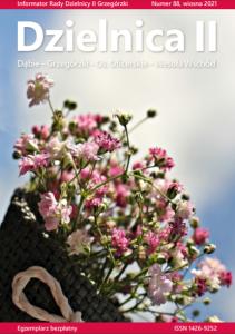 Okładka, kwiaty i tytuł