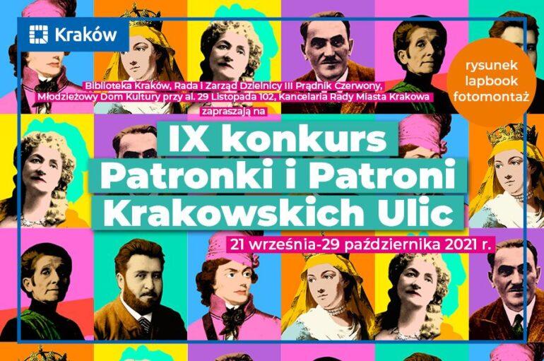 Portrety kolorowe i nazwa konkursu