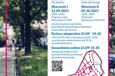 Mapa i harmonogram konsultacji