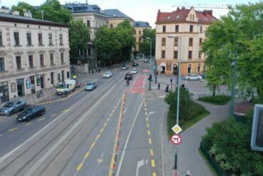 Zdjęcie ulicy Grzegórzeckiej